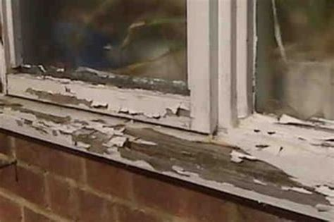 Diy Window Sill by Diy Dave Repairing And Painting A Rotten Window Sill