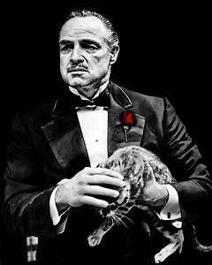 "Marlon Brando as ""The Godfather"". | Dinner & Movies ..."