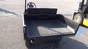 Lot  16 Nyspa 99 U0026 39  Ezgo 800e Workhorse Electric Cart