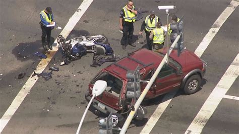 Motorcyclist Involved In Fatal Crash In Mesa