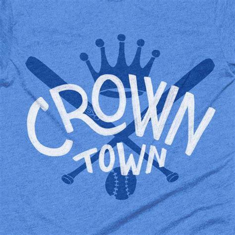 kansas city crown town  shirt stately type