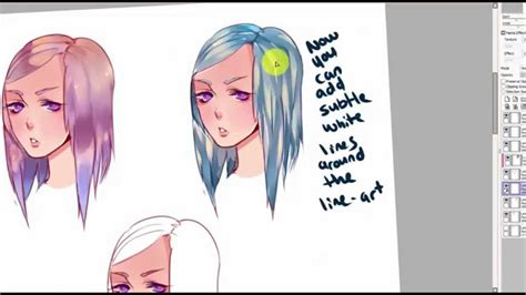 hair coloring tutorial   ways  color paint