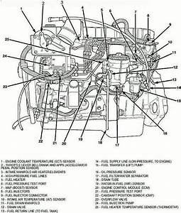 Dodge 3500 Diesel Engine Diagram