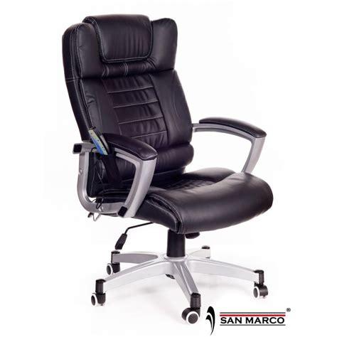 poltrone ufficio poltrona ufficio massaggiante work nera san marco