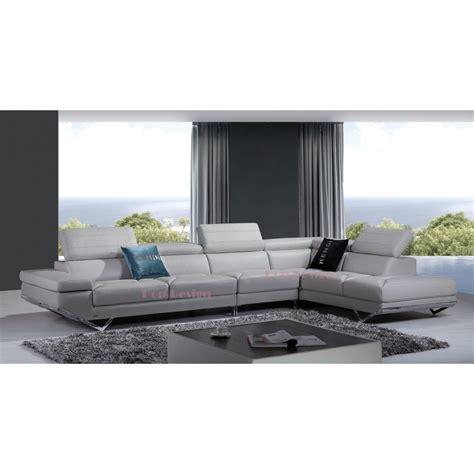 canapé d angle grand format grand canapé d angle en cuir noel 2017