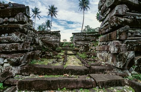 protecting  madol lost city   pacific shareamerica