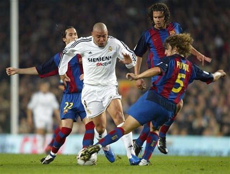10 greatest players in the history of El Clasico