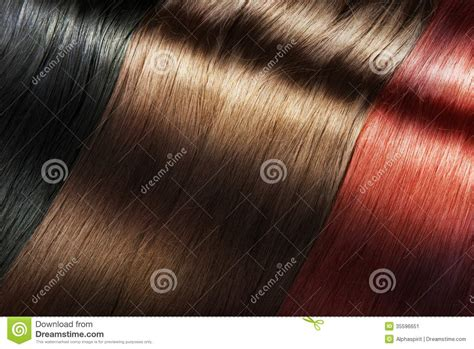 Shiny Hair Color shiny hair color stock image image of black