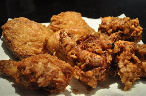 fried chicken batter battered food recipe cooking deep recipes pieces whole flour creative dish oven oil