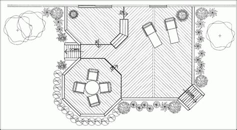 patio design patio design plans  ideas cad pro