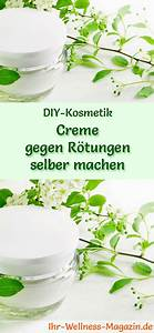 Ringelblumen Creme Selber Machen : creme gegen r tungen selber machen rezept und anleitung ~ Frokenaadalensverden.com Haus und Dekorationen