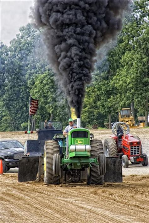 excellent tractor pulling images