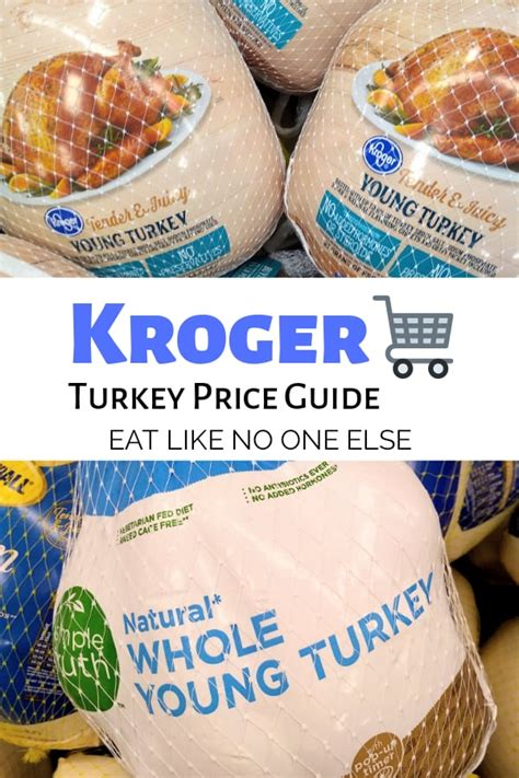 Find easy thanksgiving menu ideas for every palate right here. Kroger Turkey Prices - Eat Like No One Else