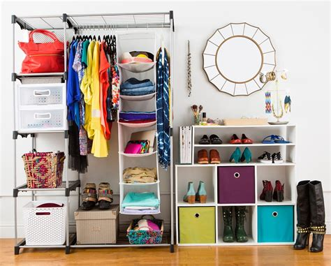 Organizer For Bedroom by Closet Expandable Closet Organizer For Bedroom Storage