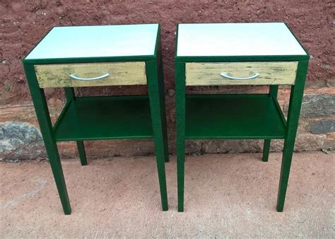 retro bedside table ls pair of retro bedside tables or l tables ipplepen