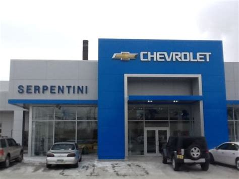 Serpentini Chevrolet Buick Of Orrville  Orrville, Oh