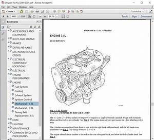 2005 Chrysler Pacifica Repair Manual Pdf