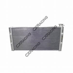 Aluminum Radiator For Datsun 510 With Ka24de Engine  Not