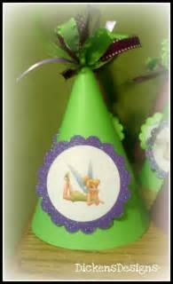 Tinkerbell Birthday Hat