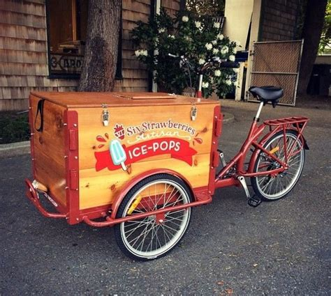 icicle tricycles popsicle ice cream food bike