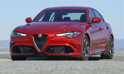 2017 Alfa Romeo Giulia First Drive Review  » Autonxt