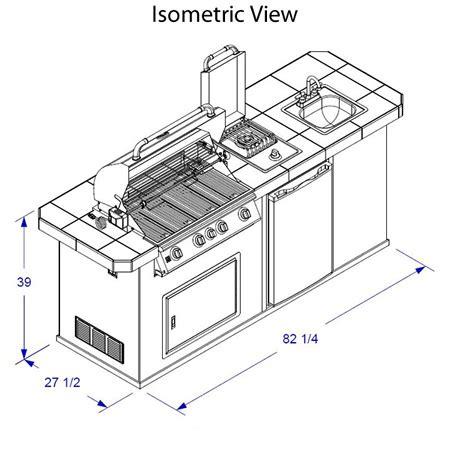 outdoor kitchen height outdoor kitchen dimensions google search garden pinterest kitchens backyard and patios