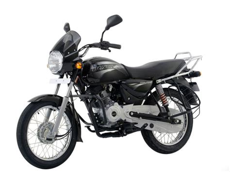 India's Most Exported Motorcycle Is Bajaj Boxer