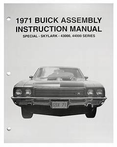 Service Manuals For 1969 Skylark   Opgi Com