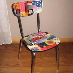 relooker une chaise en formica chairs relooking