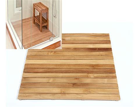 caillebotis pour en bois de teck massif tuile de 30 meubles en teck doraco noiseux