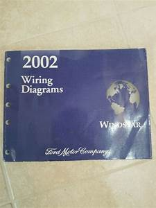 2002 Ford Windstar Electrical Wiring Diagram Manual
