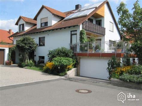 Haus Mieten Bamberg Land vermietung bamberg in einem haus f 252 r ihren urlaub mit iha