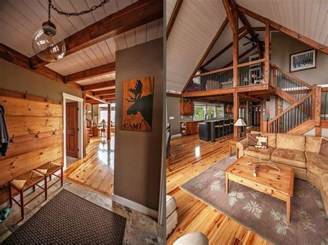 Small house packs major WOW into 1659 sq ft floor plan. #
