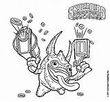 Skylanders Trigger Happy Colorear Coloring Dibujos Dibujo Pintar Ausmalbilder Imprimir sketch template