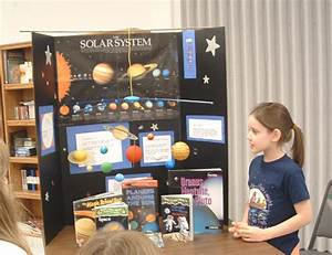 Solar System Science Fair Projects - Pics about space