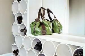 Regal Für Schuhe : selbst gemachtes regal f r schuhe selbermachen 35 coole schuhaufbewahrung ideen ~ Sanjose-hotels-ca.com Haus und Dekorationen