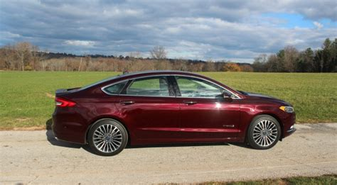 American Hybrid Cars by 2017 Ford Fusion Hybrid Review