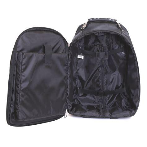 wheeled rucksack cabin baggage karabar wheeled laptop trolley suitcase cabin luggage