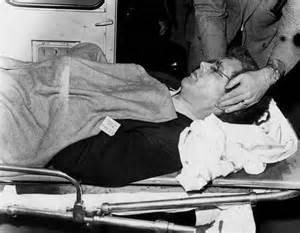 Robert Kennedy Assassination Wounds