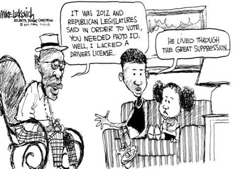Cartoonists Take On Voting
