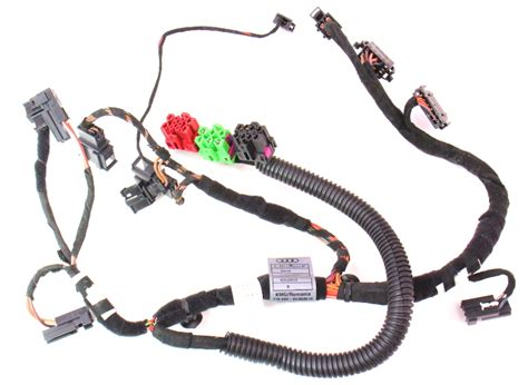 Front Power Seat Wiring Harness Audi