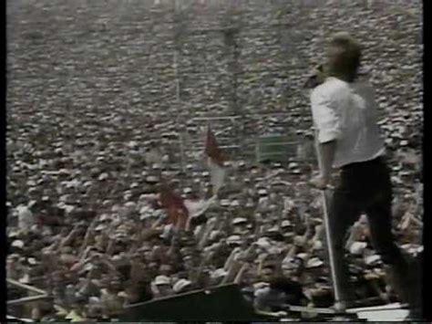 Crosby, Stills & Nash Teach Your Children@ Live Aid