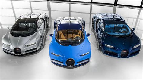 Ronaldo'nun son aldığı bugatti la voiture noire sadece 1 adet üretildi ve fiyatı 12.3 milyon dolar. Parabrisas | Tras el OK de Cristiano Ronaldo, comenzaron las entregas del Bugatti Chiron