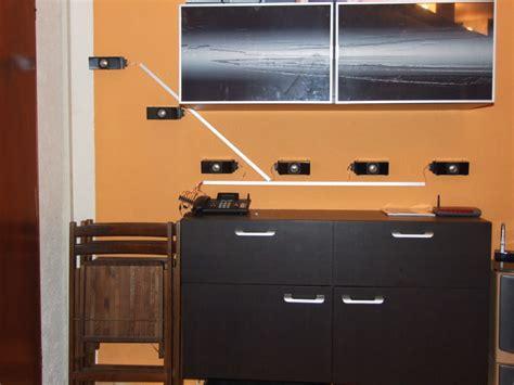 Surround-array, Lautsprecher