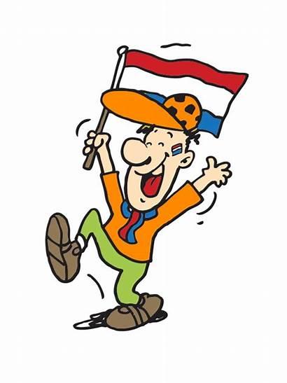 Voetbal Cliparts Hup Ek Nederlands Oranje Holland