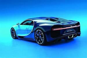 2017 Bugatti Chiron Lets Its Quad-Turbocharged W16 Loose ...