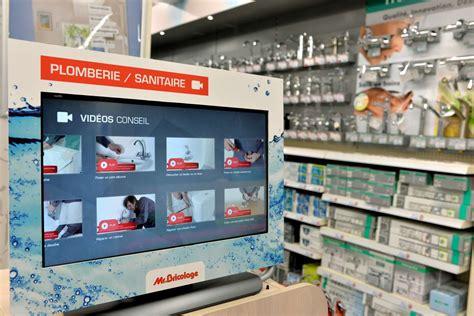 siege social mr bricolage mr bricolage met du digital dans ses magasins mr bricolage