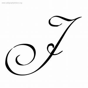 Fancy Cursive Letter J | Letters Example
