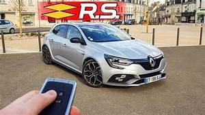 Renault Mégane 4 Rs : essai renault megane 4 rs 2018 acc l rations son avis route ferm e youtube ~ Medecine-chirurgie-esthetiques.com Avis de Voitures
