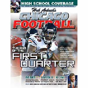 Possible FREE Chicago Football magazine and T-Shirt or Hat